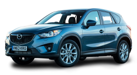 Black Mazda CX 5 Car PNG