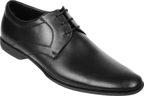 Black  Men Shoes PNG
