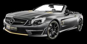 Black Mercedes AMG SL63 Car PNG
