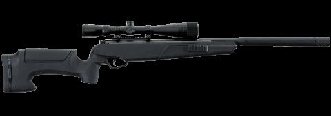 Black Sniper PNG