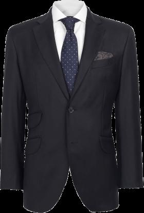 Black Suit PNG