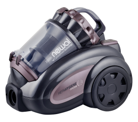 Black Vacuum Cleaner PNG