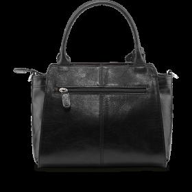 Black Women Bag PNG