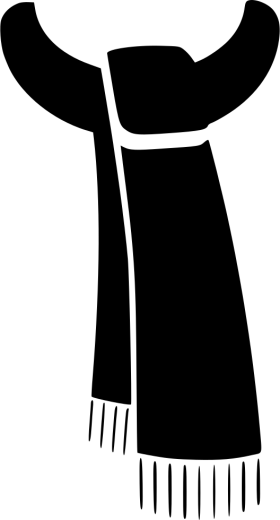 BlackScarf PNG