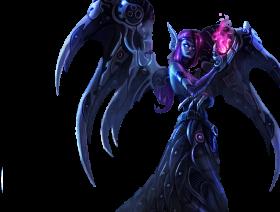 Blade Mistress Morgana PNG