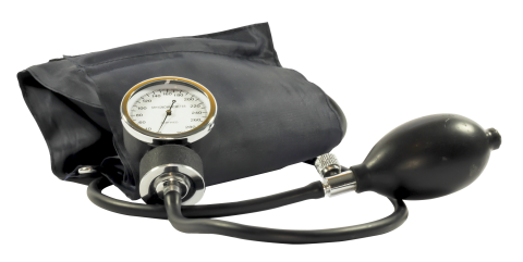 Blood Pressure Monitor PNG