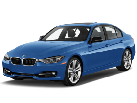 Blue Bmw PNG