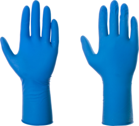 Blue Gloves PNG