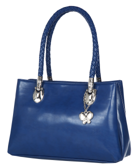 Blue Handbag PNG