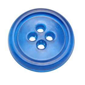 Blue Sewing Taylor Button PNG