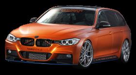 BMW 328i F31 Car PNG