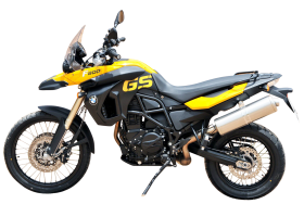BMW F800GS PNG
