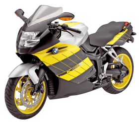 BMW K1200S Sport Motorcycle PNG