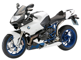 BMW Motorcycle PNG