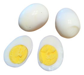 Boiled Egg PNG