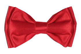 Bow Tie Red PNG