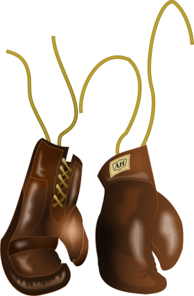 Boxing Glove Men PNG