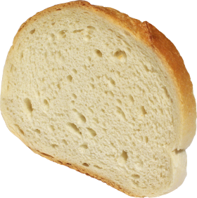 Bread slice PNG