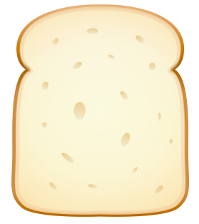 Bread Vector PNG