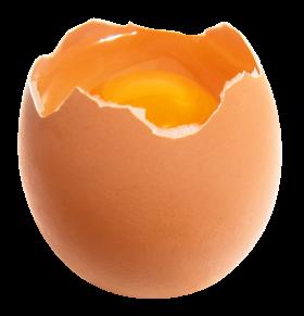 Broken Egg PNG
