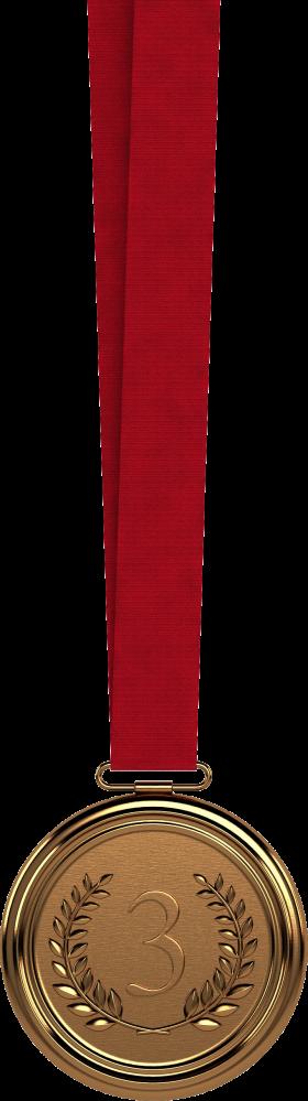 Bronze Medal PNG