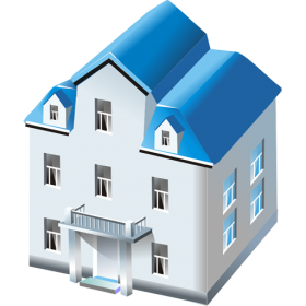Building Front PNG