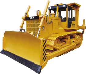 Bulldozer 4T3 PNG
