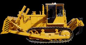 Bulldozer B10 PNG
