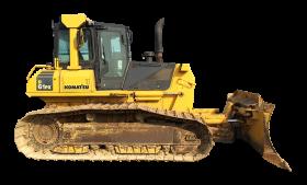 Bulldozer Crawler PNG