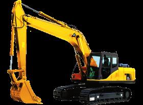 Bulldozer Excavator PNG