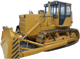 Bulldozer Tractor PNG