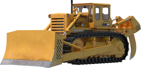 Bulldozer PNG