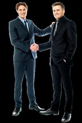 Business Handshake PNG