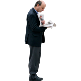 Business Man PNG