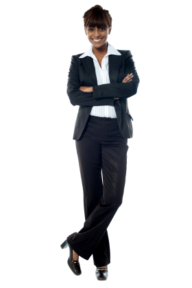 Business Women PNG