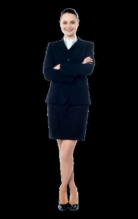 Business Women PNG
