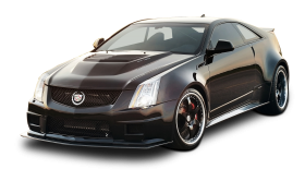 Cadillac CTS VR1200 Twin Turbo Coupe Car PNG