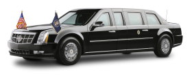 Cadillac Presidential Limousine Car PNG