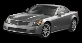 Cadillac XLR V Grey Car PNG