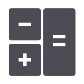 Calculator Icon Android Kitkat PNG