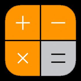 Calculator Icon iOS 7 PNG