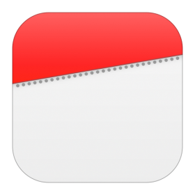 Calendar - Blank Icon iOS 7 PNG