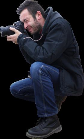 Camera Sitting PNG