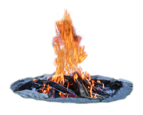 Campfire PNG