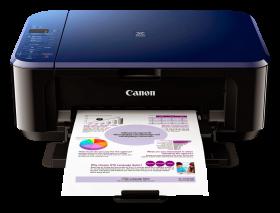 Canon Color Photo Printer PNG