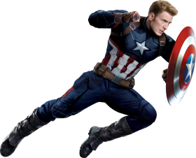 Captain America Winter Soldier PNG