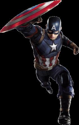Captain America PNG
