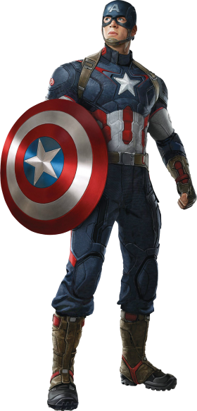 Captain America PNG
