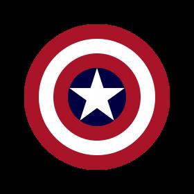 Captin America Shield PNG