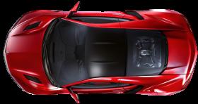 Car Top View PNG